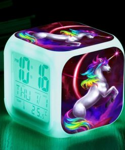 Unicorn Alarm Clock Uk