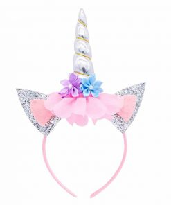 Unicorn Headband For Baby
