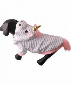 Unicorn Costume Dog Small