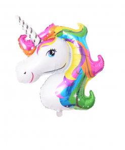 Unicorn Balloon Foil