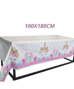 Unicorn Party Decoration Tablecloth
