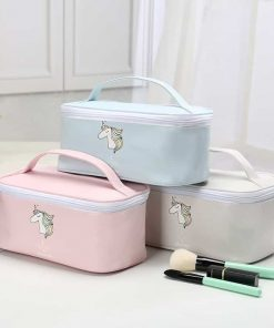 Unicorn Makeup Bag Big