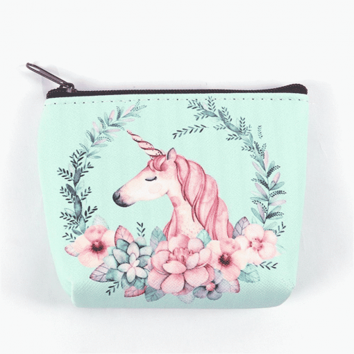 Unicorn Wallet And Purse