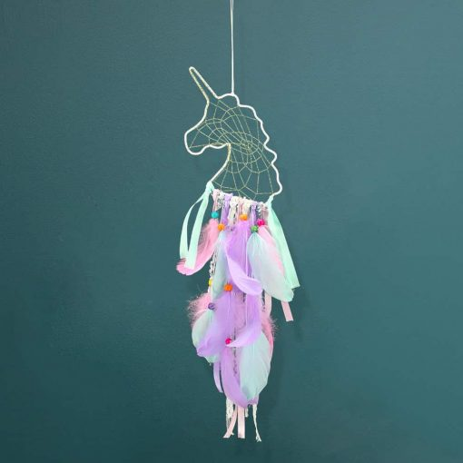 Unicorn Dream Catcher Head