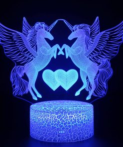Unicorn Night Light Uk