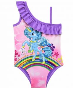 Unicorn Bathing Suit Size 6