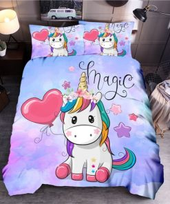 Unicorn Bedding Toddler