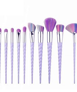 Unicorn Eyeshadow Brushes