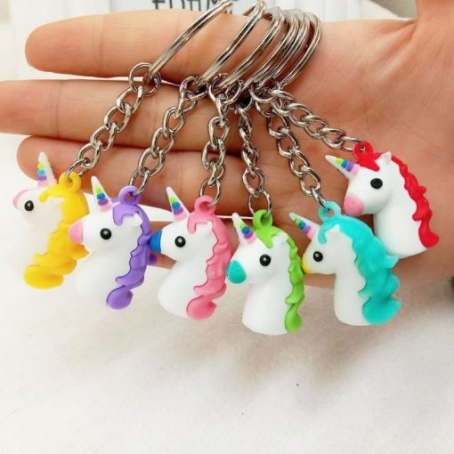 Unicorn Keychain Squishy