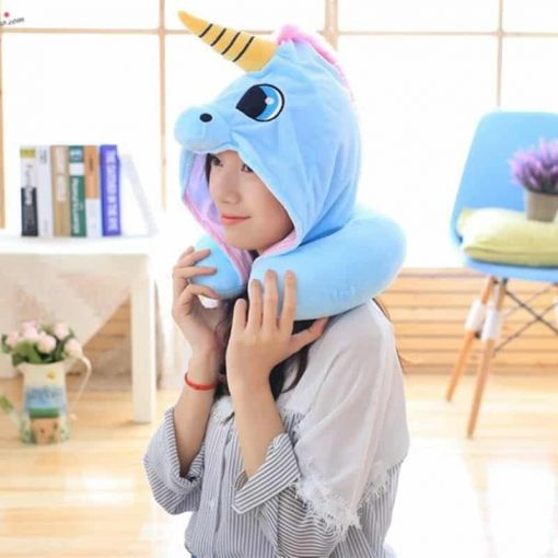 Unicorn Pillow Neck