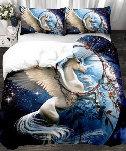 Unicorn Bedding Set Queen