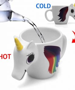 Unicorn Mug Color Changing