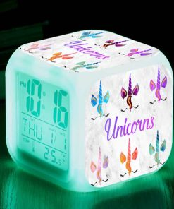 Unicorn Alarm Clock Nz