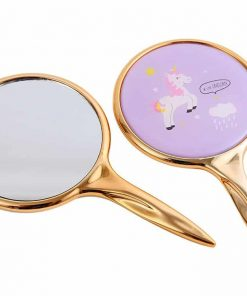 Unicorn Mirror Makeup