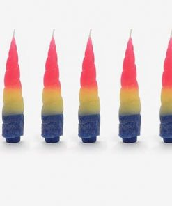 Unicorn Candle Horn