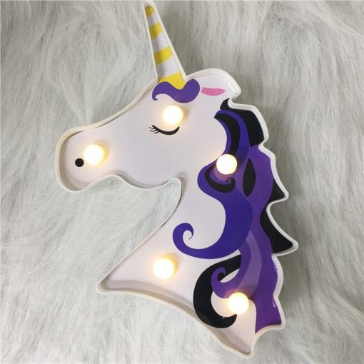 Unicorn Lamp Bedroom