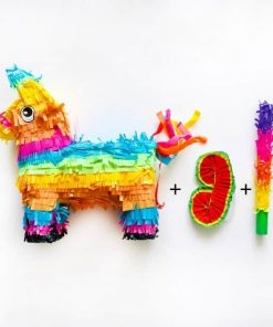 Unicorn Pinata Birthday