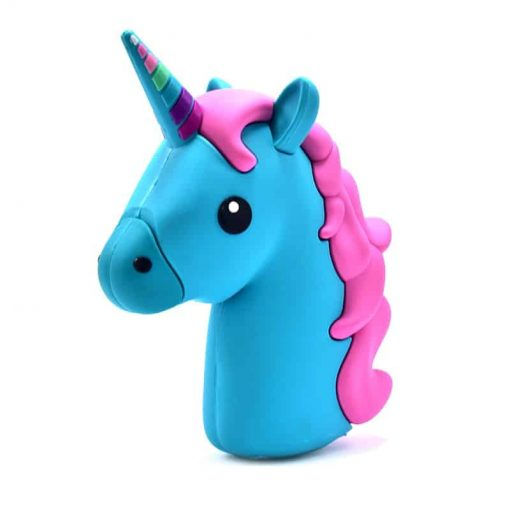 Unicorn Portable Charger Fluffy