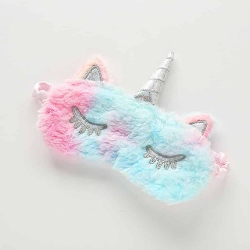 Unicorn Sleep Mask New Look