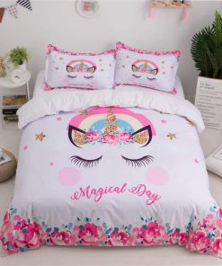 Unicorn Bedding King Size