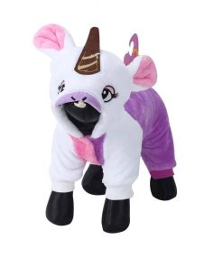 Unicorn Costume Dog Xl