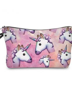 Unicorn Makeup Bag Small