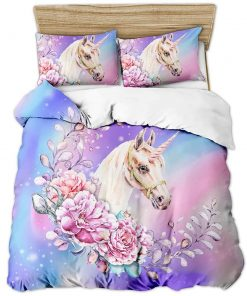 Unicorn Bedding Set Full Size