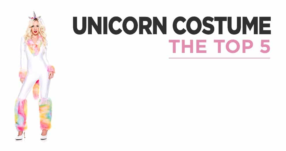 The Top 5 Of The Comfortable And Inexpensive Unicorn Costume