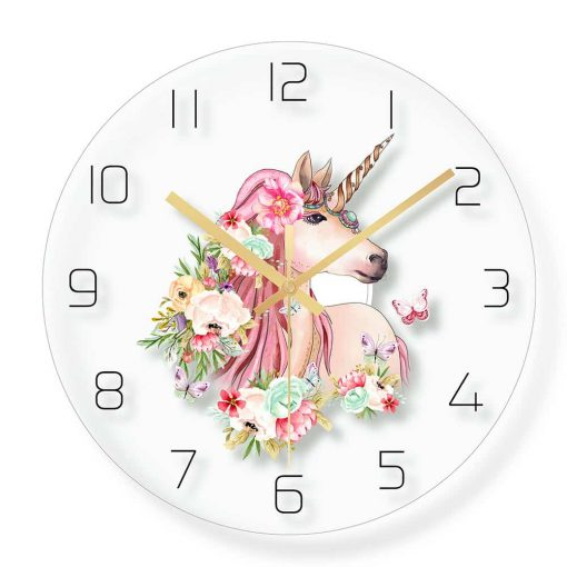 Unicorn Clock For Sale