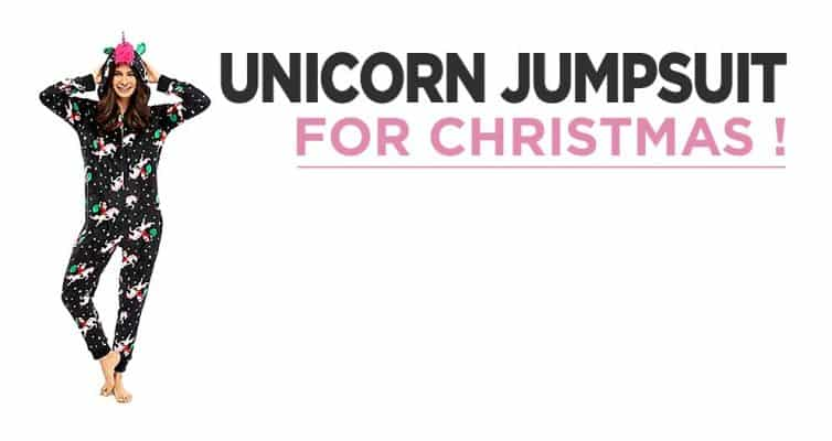 Why Have A Unicorn Jumpsuit For Christmas?
