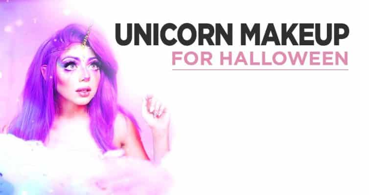 How To Make A Unicorn Makeup To Look Unique On Halloween ?