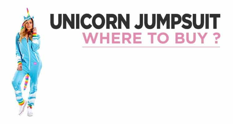 Where To Buy A Quality Unicorn Jumpsuit At The Best Price?