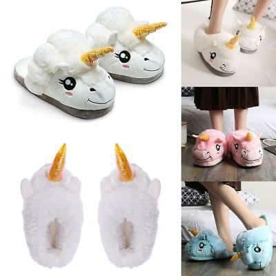 Differents Unicorn Slippers