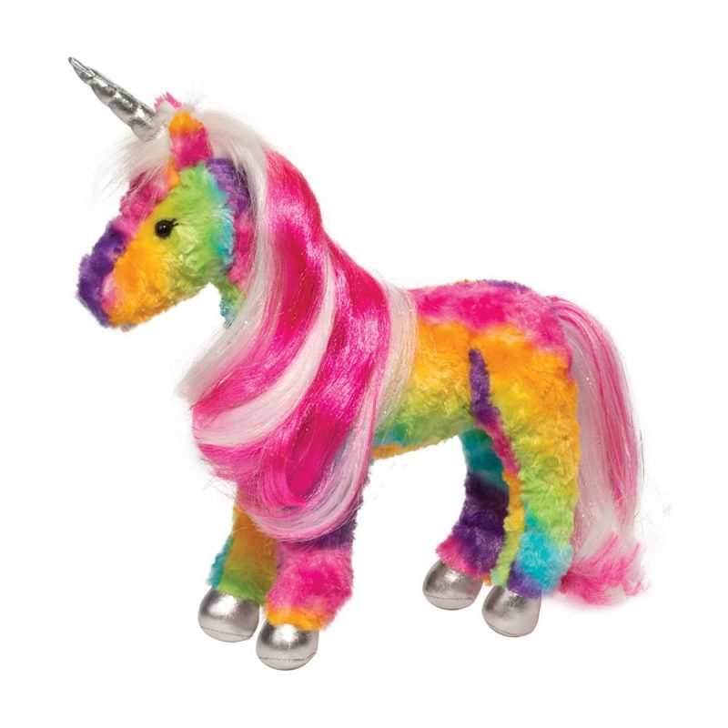 Rainbow Unicorn Stuffed Animal