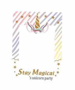 Unicorn Picture Frame Birthday