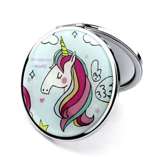 Unicorn Mirror Compact