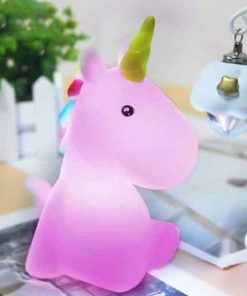 Unicorn Lamp Smoke