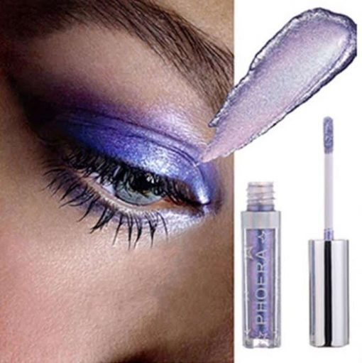 Unicorn Eyeshadow With Gems