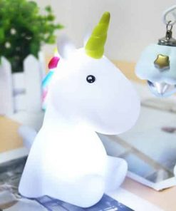 Unicorn Night Light With Timer
