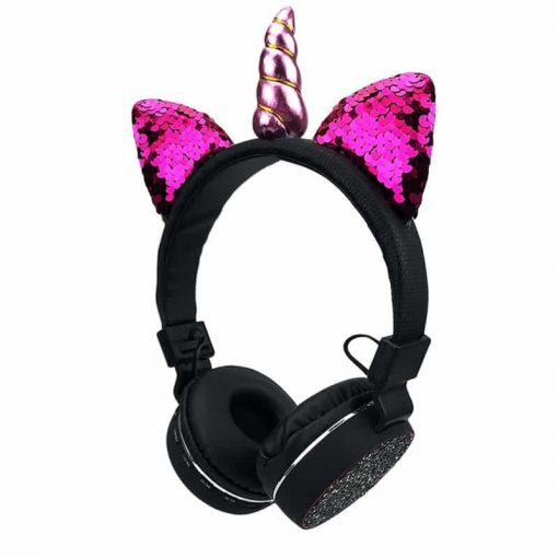 Unicorn Headphone Black