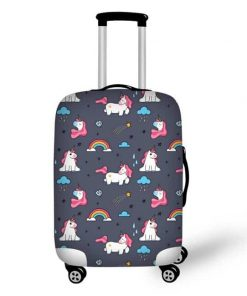 Unicorn Suitcase Cabin