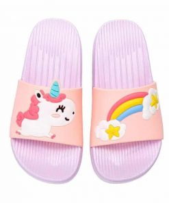 Unicorn Sandals Rainbow