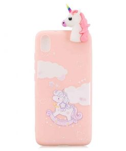 Unicorn Iphone Case Pink