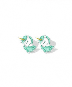 Unicorn Earrings Little Argo