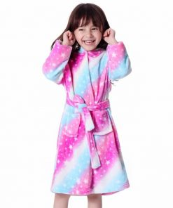 Unicorn Robe Ladies