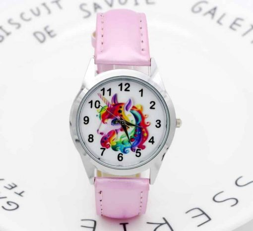 Unicorn Quartz Watch