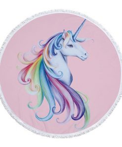 Unicorn Beach Towel Beach