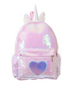 Unicorn Backpack At Planet Walm