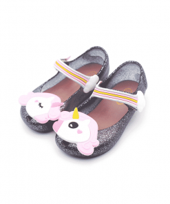 Unicorn Sandals Black