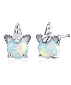 Unicorn Earrings For Adults